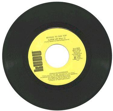IDRIS MUHAMMAD - Boogie To The Top - KUDU