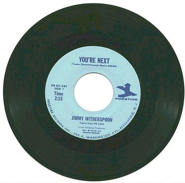 JIMMY WITHERSPOON - YOU'RE NEXT - PRESTIGE