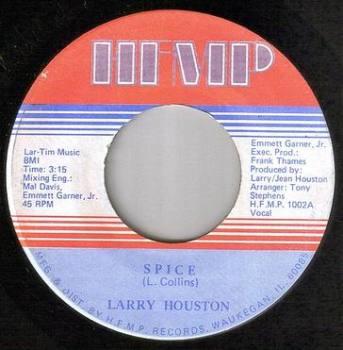 LARRY HOUSTON - SPICE - H.F.M.P.