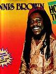DENNIS BROWN - HOLD TIGHT - LIVE & LEARN LP