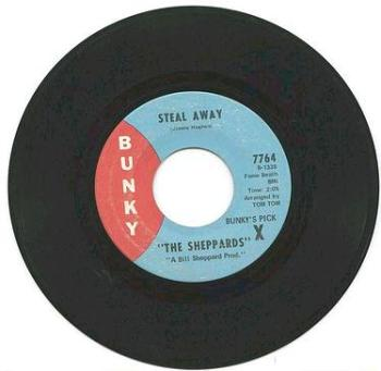 SHEPPARDS - STEAL AWAY - BUNKY