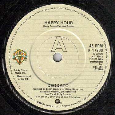 DEODATO - HAPPY HOUR - WB