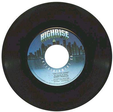 SONNY CHARLES - ONE EYED JACKS - HIGHRISE