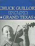 CHUCK GUILLORY - GRAND TEXAS - ARHOOLIE LP