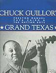 CHUCK GUILLORY - GRAND TEXAS - ARHOOLIE LP