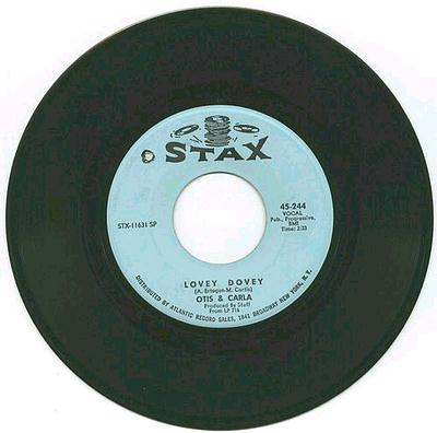 Otis & Carla - Lovey Dovey - Stax