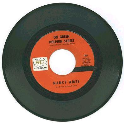 NANCY AMES - On Green Dolphin Street - SC