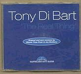 TONY DI BART - THE REAL THING - CDS