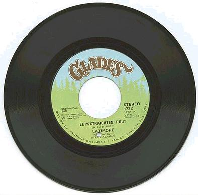 LATIMORE - Let's Straighten It Out - GLADES