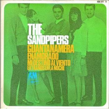 SANDPIPERS - GUANTANAMERA - A&M HISPAVOX
