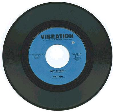 SYLVIA - My Thing - VIBRATION