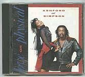 ASHFORD & SIMPSON - LOVE OR PHYSICAL - CAPITOL