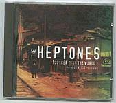 HEPTONES - TOUGHER THAN THE WORLD - BIANCO