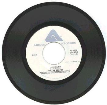 MARTHA REEVES - Love Blind - ARISTA