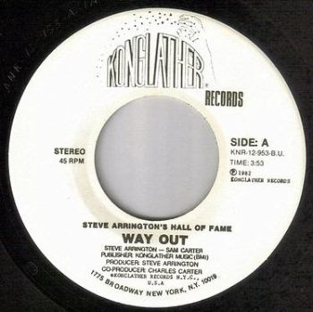STEVE ARRINGTON - WAY OUT - KONGLATHER