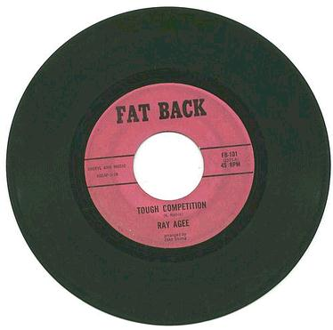 RAY AGEE - Tough Competition - FAT BACK