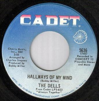 DELLS - HALLWAYS OF MY MIND - CADET