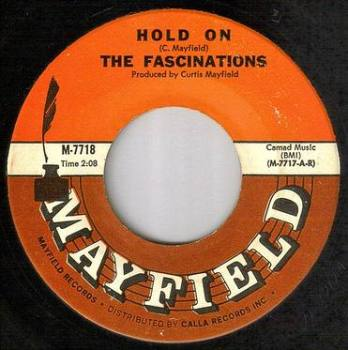 FASCINATIONS - HOLD ON - MAYFIELD
