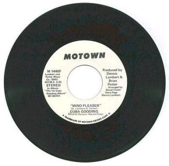 CUBA GOODING - Mind Pleaser - MOTOWN DJ