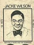 JACKIE WILSON - 14 HITS - GERMAN BELLAPHON