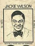JACKIE WILSON - 14 HITS - GERMAN BELLAPHON
