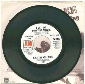 EARTHQUAKE - I Get The Sweetest Feeling - A&M DJ