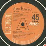 "SOLAR FLARE - BOOGIE FUND - RCA 12"""