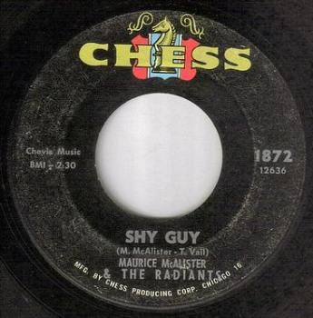 RADIANTS - SHY GUY - CHESS