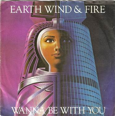 EARTH, WIND & FIRE - WANNA BE WITH YOU - CBS DEMO