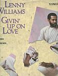 """LENNY WILLIAMS - GIVIN' UP ON LOVE - CRUSH 12"""""""