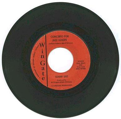 SONNY STITT - CONCERTO FOR JAZZ LOVERS - WINGATE