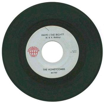 HONEYCOMBS - HAVE I THE RIGHT - INTERPHON
