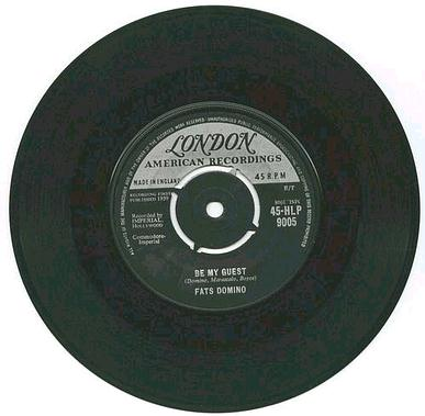 FATS DOMINO - BE MY GUEST - LONDON