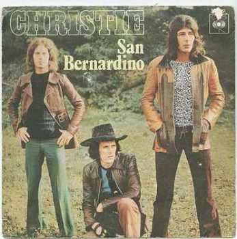 CHRISTIE - SAN BERNADINO - Spanish P/S