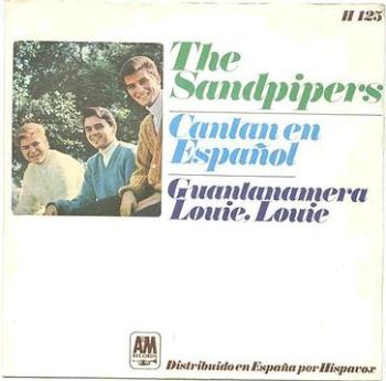 SANDPIPERS - GUANTANAMERA - A&M