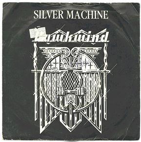 HAWKWIND - SILVER MACHINE - UA P/S