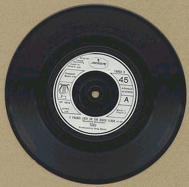 TCOJ - I Found Love On The Disco Floor - UK Mercury