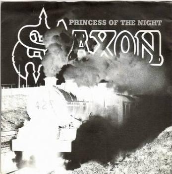 SAXON - PRINCESS OF THE NIGHT - CARRERE