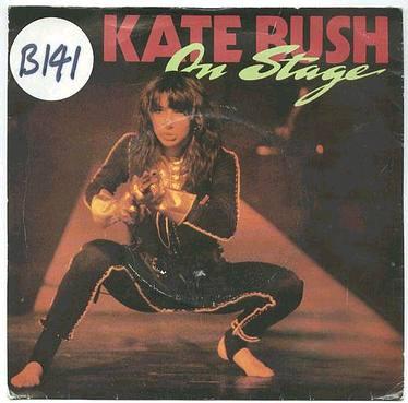 KATE BUSH - On Stage - EMI : EP : P/S