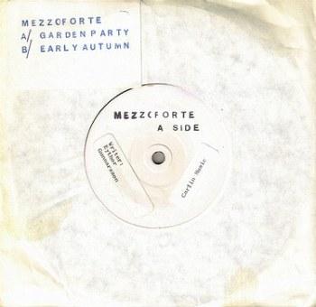 MEZZOFORTE - GARDEN PARTY - CARLIN MUSIC