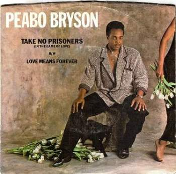 PEABO BRYSON - TAKE NO PRISONERS - ELEKTRA