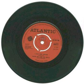 ARCHIE BELL - I Can't Stop Dancing - UK ATLANTIC