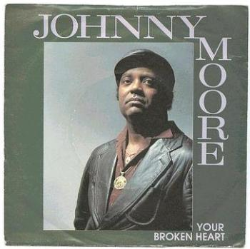 JOHNNY MOORE - YOU'RE BROKEN HEART -TOWERBELL