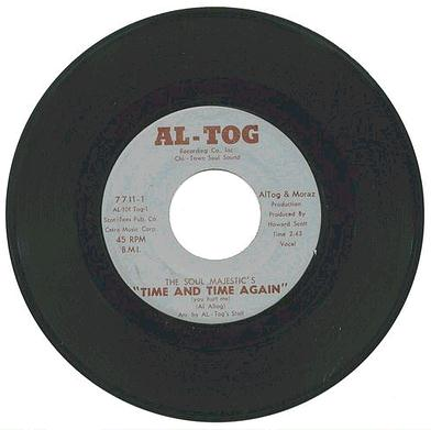 SOUL MAJESTICS - TIME AND TIME AGAIN - AL TOG