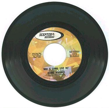 Dionne Warwick - Who Is Gonna Love Me - Scepter