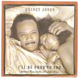 Quincy Jones - I'll Be Good To You - UK WB