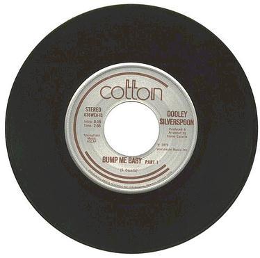 DOOLEY SILVERSPOON - Bump Me Baby - COTTON