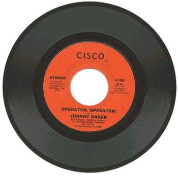 JOHNNY BAKER - Operator, Operator! - CISCO