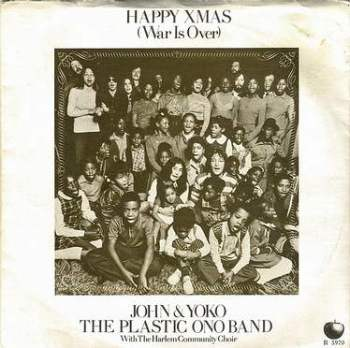 JOHN & YOKO - HAPPY XMAS - APPLE