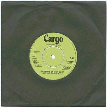 CARGO - Holding On For Love - UK Z